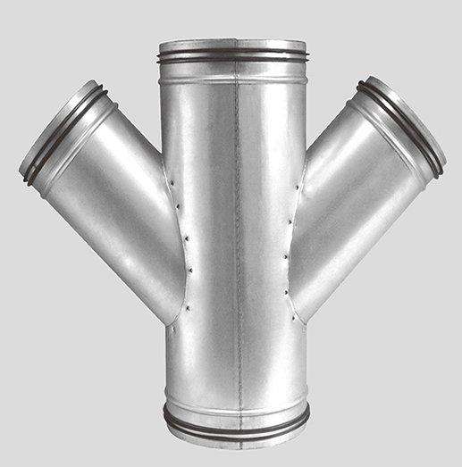 Duct Splitter