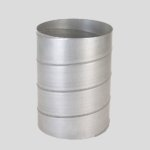 Galvanised Spiral Ducting