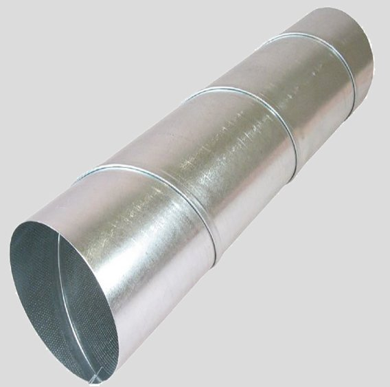 Galvanized Spiral Ducting
