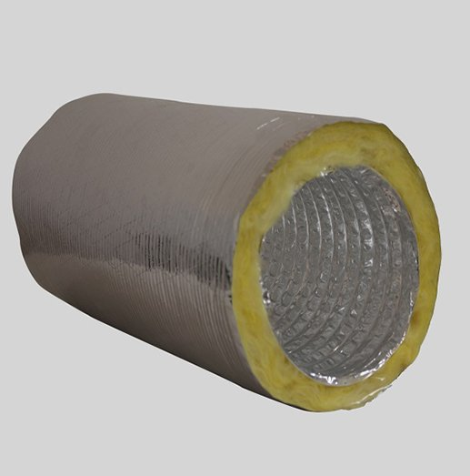 Insulated Flexible Duct, Ventilation Ducting Manufacturer