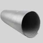 Semi Rigid Aluminum Duct