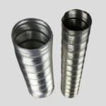 Semi Rigid Aluminum Duct