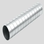 Stainless Steel Spiral Duct