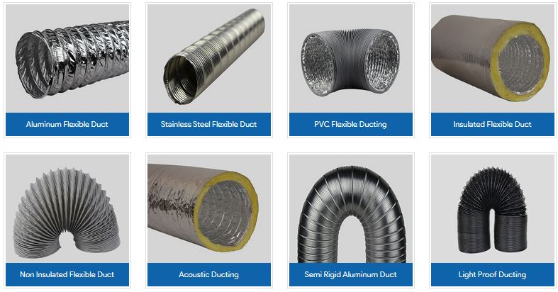Ventilation Duct, HVAC Ductwork Manufacturer of China