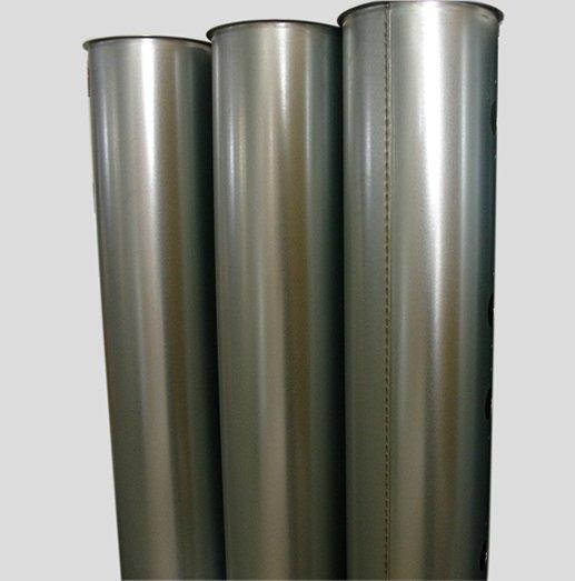 Galvanized duct