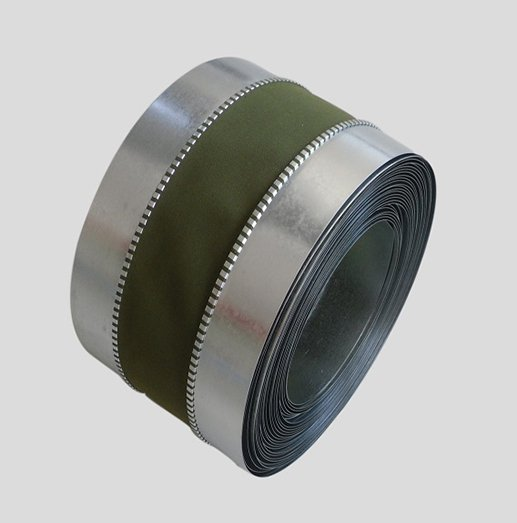 Biyang flexible duct connector