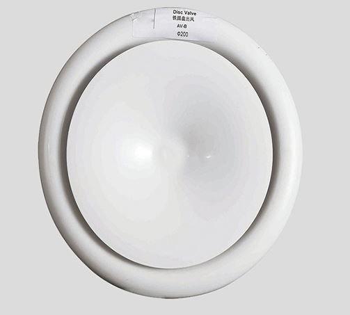 Supply air diffuser
