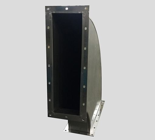 Rectangular duct system