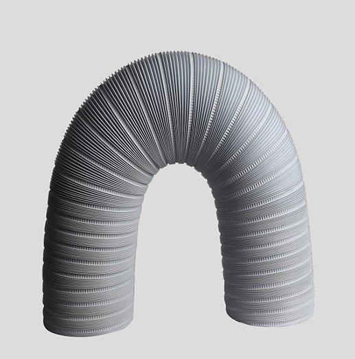 Semi rigid aluminum