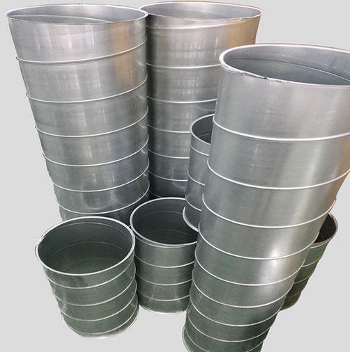 Galvanized Ducting Galvanised Ductwork Manufacturer